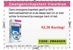 clearblue digitale zwangerschapstest
